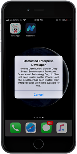 untrusted-enterprise-developer